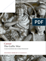 The Gallic War (Oxford Classics) - Julius Caesar