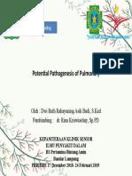 Potential Pathogenesis of Pulmonary.pptx