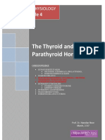 4. the Thyroid and Parathyroid Glands