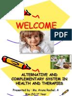 Alternativeandcomplementarysystemofhealthandtherapies 150803172052 Lva1 App6892
