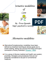 alternativemodalitiesofcare-160712150704