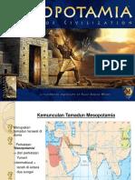 Bab 1 Tamadun Mesopotamia