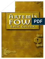 [Artemis Fowl] 01 Artemis Fowl #1.0~5
