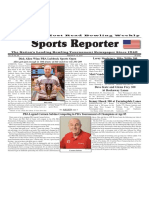 February 6 - 12, 2019  Sports Reporter