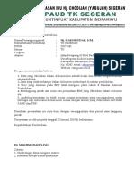 surat pernyataan akreditasi