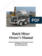 Batch Mixer Manual .docx