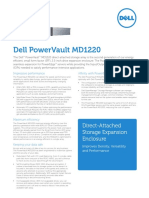 Storage Powervault Md1220 Specsheet