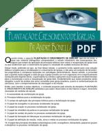 Apostila Plantacao e Crescimento de Igrejas Andre Bonella Ceforte
