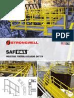 SAFRAIL Industrial Handrail Brochure