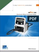 MPro 200 Catalogue