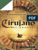 Cavanillas de Blas, Antonio - El cirujano de al-Andalus.epub