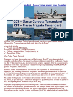 Analise Classe Corveta Tamandaré