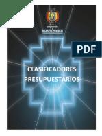 Clasificador de Partidas 2015