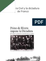 La Guerra Civil y la dictadura de Franco.pptx