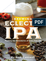 Brewing Eclectic IPA Pushing the Boundaries of India Pale Ale