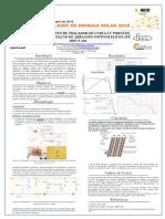 Pôster de desenvolvimento de traçador de curva IV para arranjos fotovoltaicos