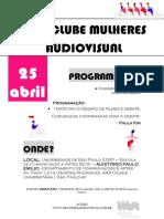 Cineclube Mulheres Audiovisual