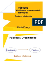 Fabiofraça Conceituação Lógica de Públicos Ppt