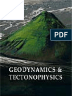 Геодинамика И Тектонофизика (Geodynamics & Tectonophysics) Vol. 1, № 3 (2010)