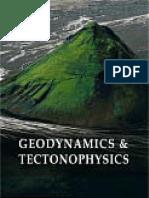 Геодинамика И Тектонофизика (Geodynamics & Tectonophysics) Vol. 1, № 3 (2010)