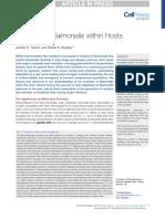 Mikrobio Salmonella Evolusi