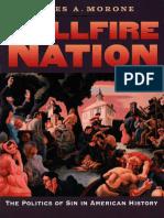 James Morone - Hellfire Nation
