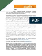 Informe Comisión de Archivos II