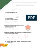 Teste matemática
