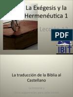 Traducciones Al Castellano