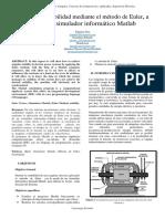 Informe de SEP Euler