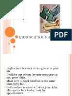 high school 101 2018