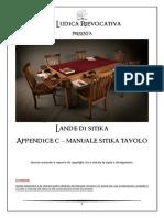 appendice c - manuale sitika da tavolo