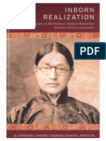 Khenpo Dongyal Rinpoche - Inborn Realization