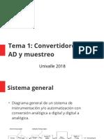 Tema1-DAC ADC Muestreo
