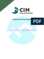 Dietetica- Nutricion