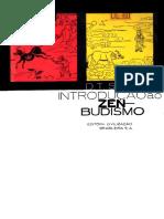 Daisetz Teitaro Suzuki - Introdução ao Zen-Budismo (1961, Civilização Brasileira).pdf