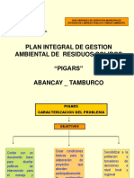 PIGARS - ABANCAY TAMBURCO