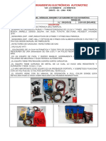 Catálago M&S Automotive Electronics Tools 2019
