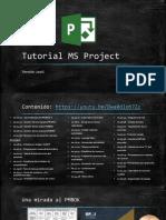 2,3. Gestión de Proyectos (Ejemplo 1)