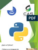 Ppt Taller Python 1