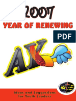 Year of Renewing Starter Kit, 2007