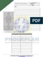 Checklist - Projeto ES