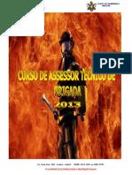 Curso de Brigadista Florestal