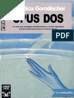 Opus Dos - Angelica Gorodischer