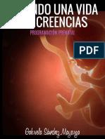 Sánchez Gabriela.-creando Una Vida Sin Creencias Programación Prenatal