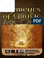 WOIN - Elements of Magic (v1.1)