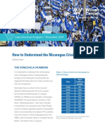 How to Understand the Nicaragua Crisis