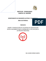 Proyecto Para Protocolos de Comunicacion