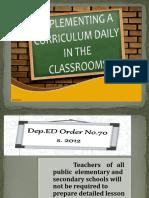 Report in Curriculum_final