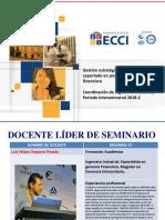 SEMINARIO PRODUCTIVIDAD Gestion Del Matenimineto